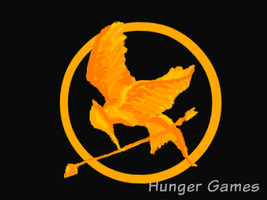 Hunger games by Smilkman