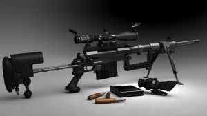CheyTac Intervention M200 by zooluf