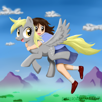I've always wanted to fly by Empyu