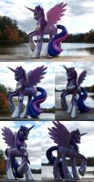 God Tier Twilight Sparkle by YFish