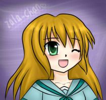 Updated profile picture x3 by Rozala