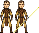 KOTOR GB - Bastilus Shan by SpectorKnight