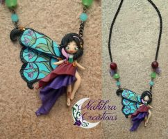 Esmeralda Fairy Version by Nakihra
