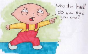 Stewie Griffin 2 by Comrade47