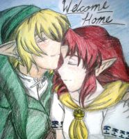 Welcome Home2 by blackorchid2007