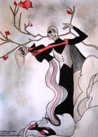 The Murder Magician by joona-smiles