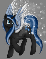 .:Snow Drift:. Request by Midnight-Estelle