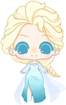 .: Elsa :. by PhantomCarnival