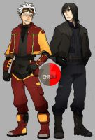 CHROMA: Seitz and Kastil (Redesign) by Minyi