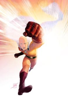 One Punch Man by ronsalas