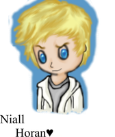 Niall Horan- chibi drawing ? by missandyflynn1