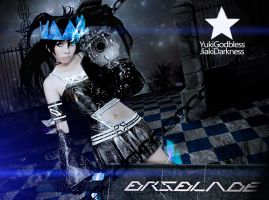 Black rock Shooter beast cosplay by yukigodbless