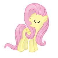 Fluttershy by Io-Andromeda