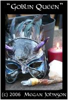 Goblin Queen Mask by EMasqueradeGallery