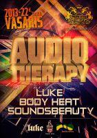 Audio therapy Flyer by Armidas