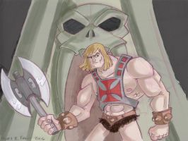 He-Man by Hen-Hen