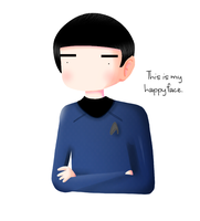 Spock by ice-cream-skies