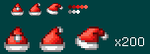 Santa hat Sprite by Novally