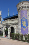Castle Turret IMG 2722 by WDWParksGal-Stock