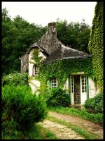 Guesthouse Valleres - France by simoner