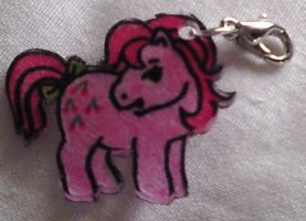 My Little Pony charm by Lovelyruthie