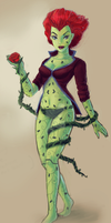 Poison Ivy by lazyperson202