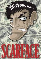 Scarface by Fonzu