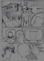 comics  parte 1 by halleymurray