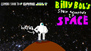 billy bobs space adventure in space teaser 1 by PitStopGaming