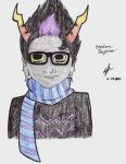 Eridan Ampora by make-shift-wings