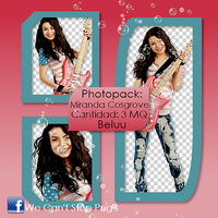 Photopack Png Miranda Cosgrove #1 by BeluuBieberEditions
