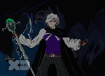 Humanizated Skeleton King by The-Angel-D