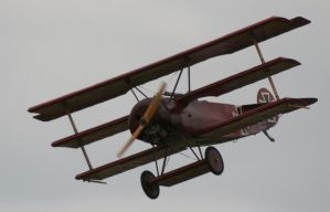 TRIDECKER RED BARON A by Sceptre63