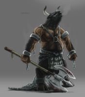 MINOTAUR by Shafiqur