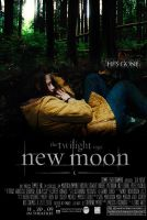 New Moon Poster - Bella by thaisrods