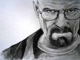Walter White by BogoljuB