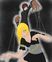 The Puppet Master by ironwitch