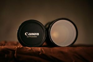 Canon Ultrasonic by JunKarlo