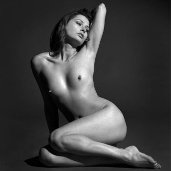 Film Nude 1 by AnuitModel