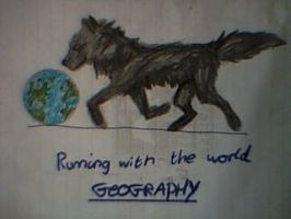 What i did during Geography by Wolf-Tracks