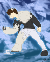 LS-CM, Polar Bear Transformation by Toughset