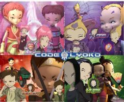 code lyoko wallpaper by narutolyokosonic12