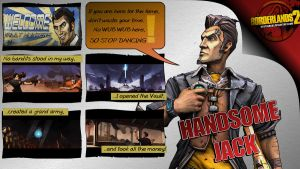 Borderlands 2 Wallpaper - No Wub Wub by mentalmars