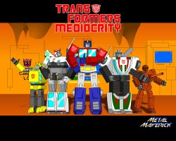TF: Mediocrity Wallpaper by Metal-Maverick