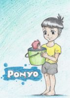 Ponyo Contest Entry by Poisonisnotgoodforu
