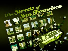 The Streets of San Francisco by R-GT