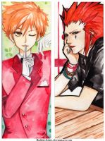 Bookmark: Hikaru.Axel by Rabbit-Edge