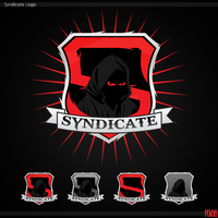 Syndicate logo by Royds