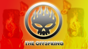 The Offspring Wallpaper by FDanny2012