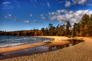 HDR Beach by Nebey